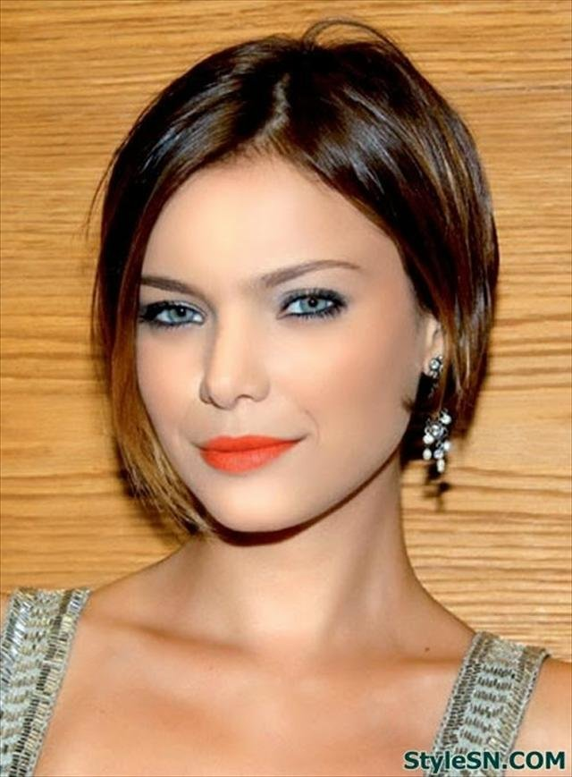 The Best Best Short Trendy Hairstyles 2014 Hairstyles 2019 Pictures