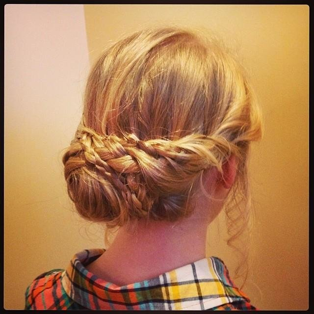 The Best Winter Ball Updo Hairstyles How To Pictures