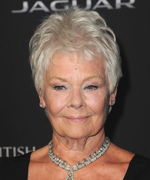 The Best Judi Dench Hairstyles In 2018 Pictures