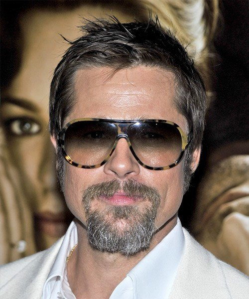 The Best Brad Pitt Hairstyles In 2018 Pictures