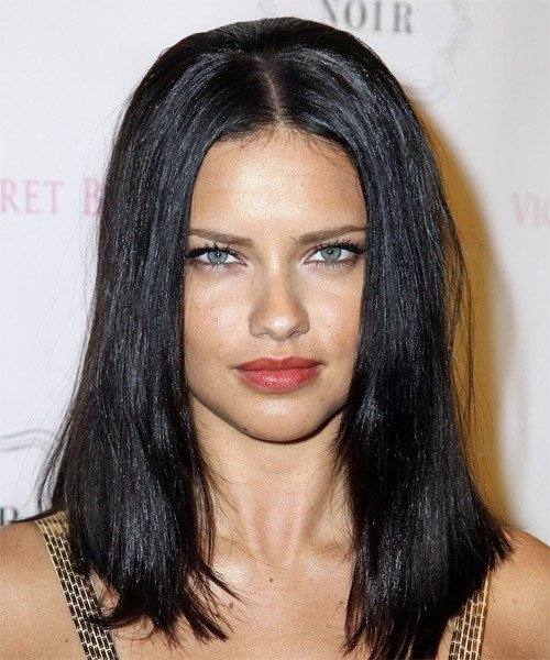 The Best Adriana Lima Hairstyles In 2018 Pictures