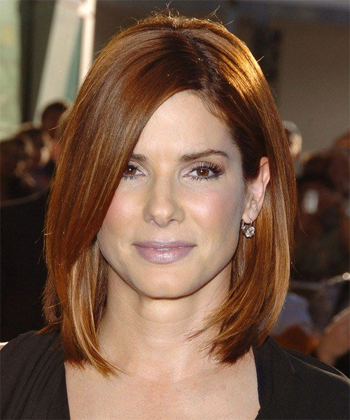 The Best Sandra Bullock Hairstyles In 2018 Pictures