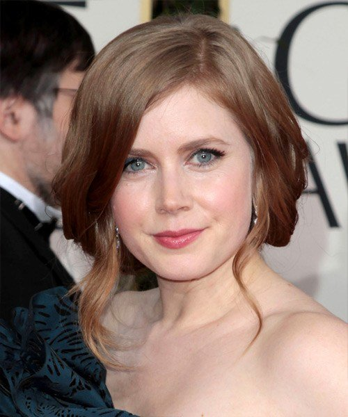 The Best Amy Adams Hairstyles In 2018 Pictures