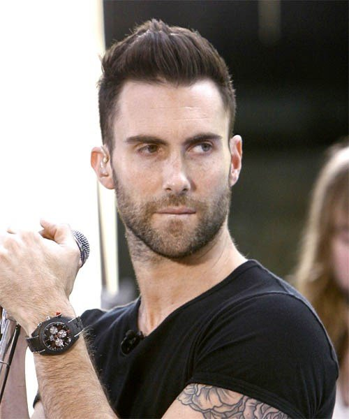 The Best Adam Levine Hairstyles In 2018 Pictures