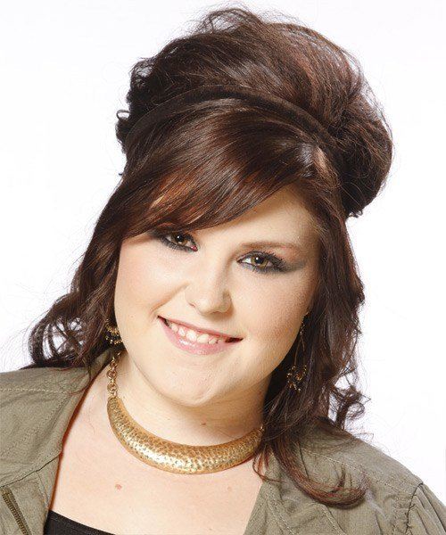 The Best 30 Stylish Hairstyles For Fat Women Creativefan Pictures