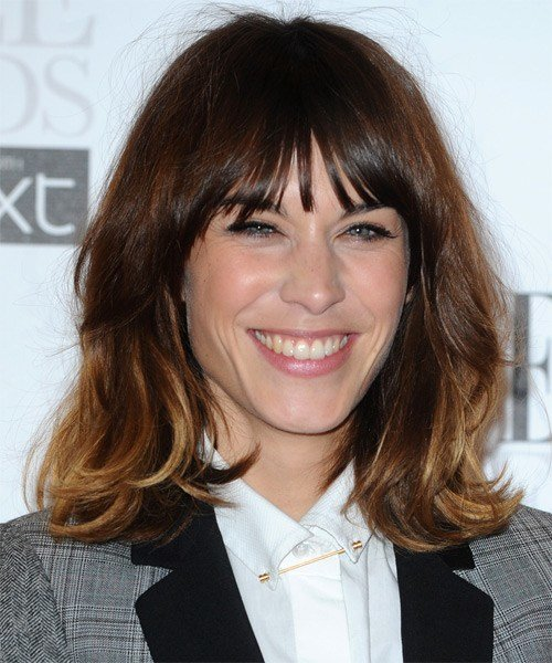 The Best Alexa Chung Hairstyles In 2018 Pictures