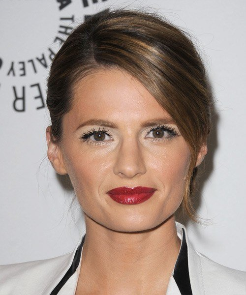 The Best Stana Katic Hairstyles In 2018 Pictures