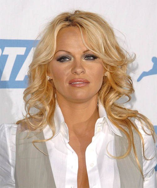 The Best Pamela Anderson Hairstyles In 2018 Pictures