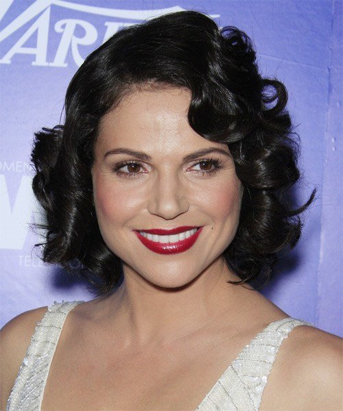 The Best Lana Parrilla Hairstyles In 2018 Pictures