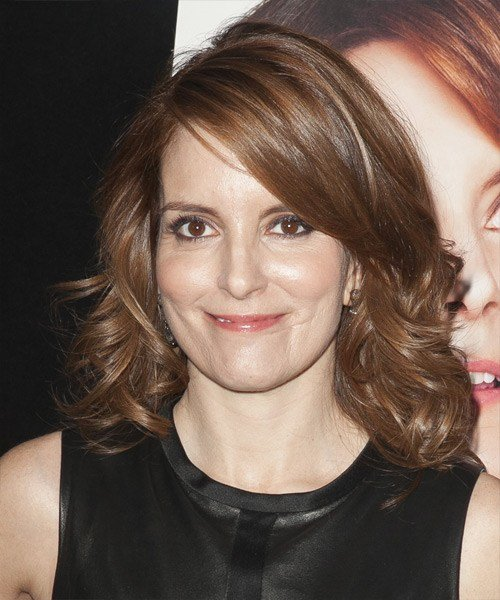 The Best Tina Fey Hairstyles Gallery Pictures
