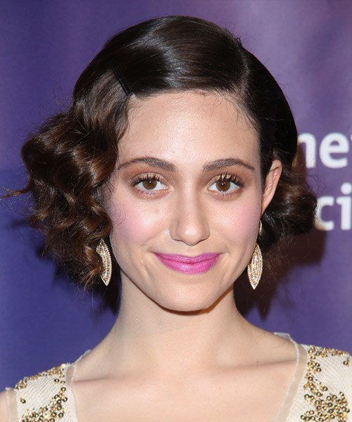 The Best Emmy Rossum Hairstyles In 2018 Pictures