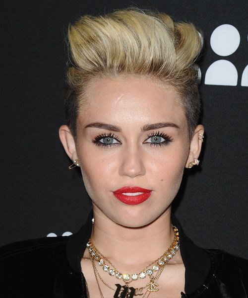 The Best Miley Cyrus Hairstyles In 2018 Pictures