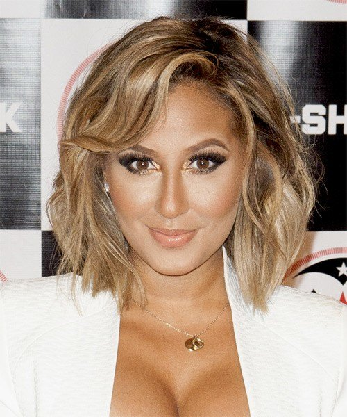 The Best Adrienne Bailon Hairstyles In 2018 Pictures