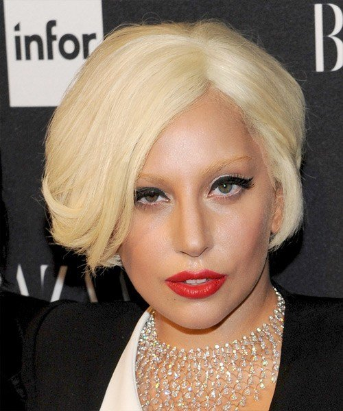 The Best Lady Gaga Hairstyles In 2018 Pictures