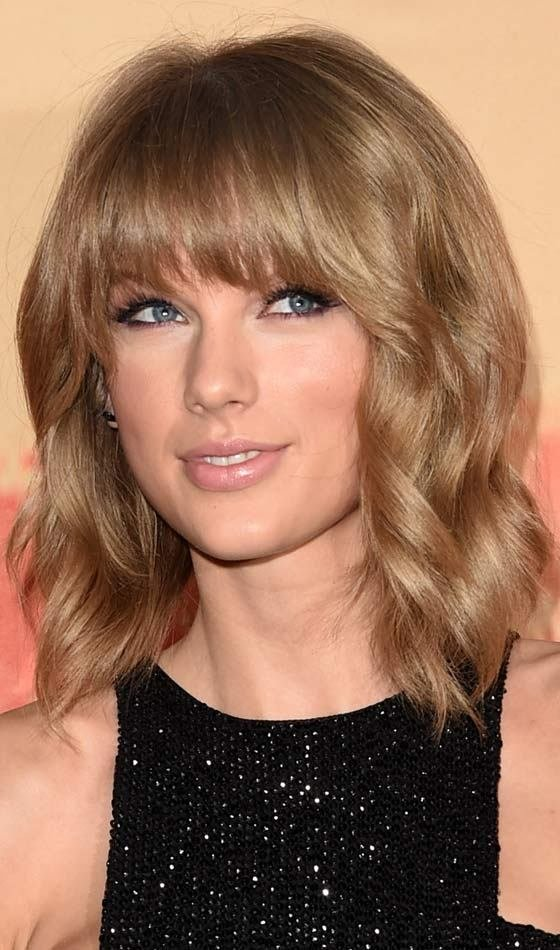 The Best 30 Super Chic Medium Hairstyles With Bangs Pictures