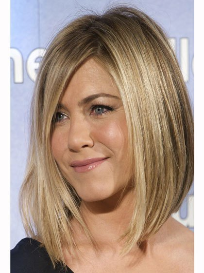 The Best Jennifer Aniston New Haircut Healthy Hair Faster Hair Growth Pictures