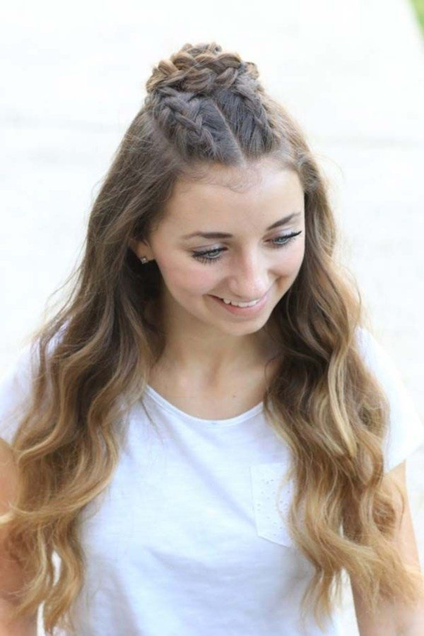 The Best Quick 5 Minute Hairstyles Before School Pictures