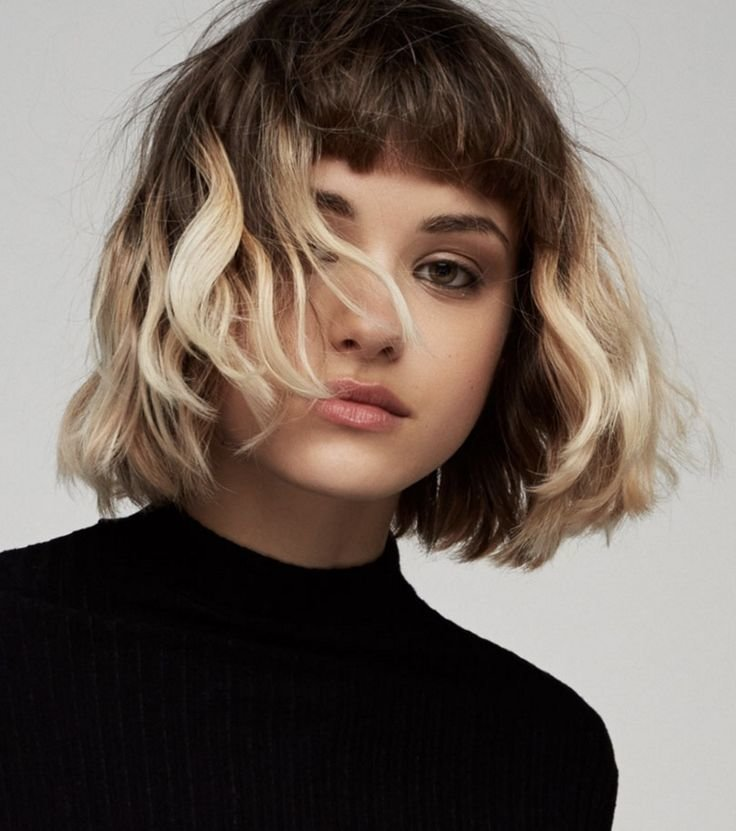 The Best 35 Short Hairstyles With Bangs For Women Hottest Haircuts Pictures