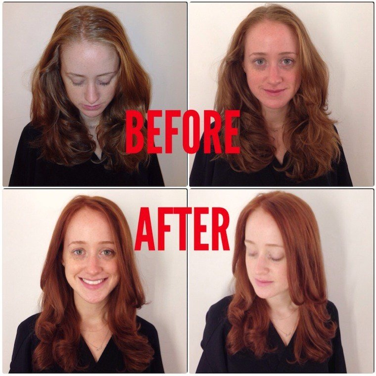 The Best How To Keep Red Hair From Fading Healthy Hair Tips For Pictures