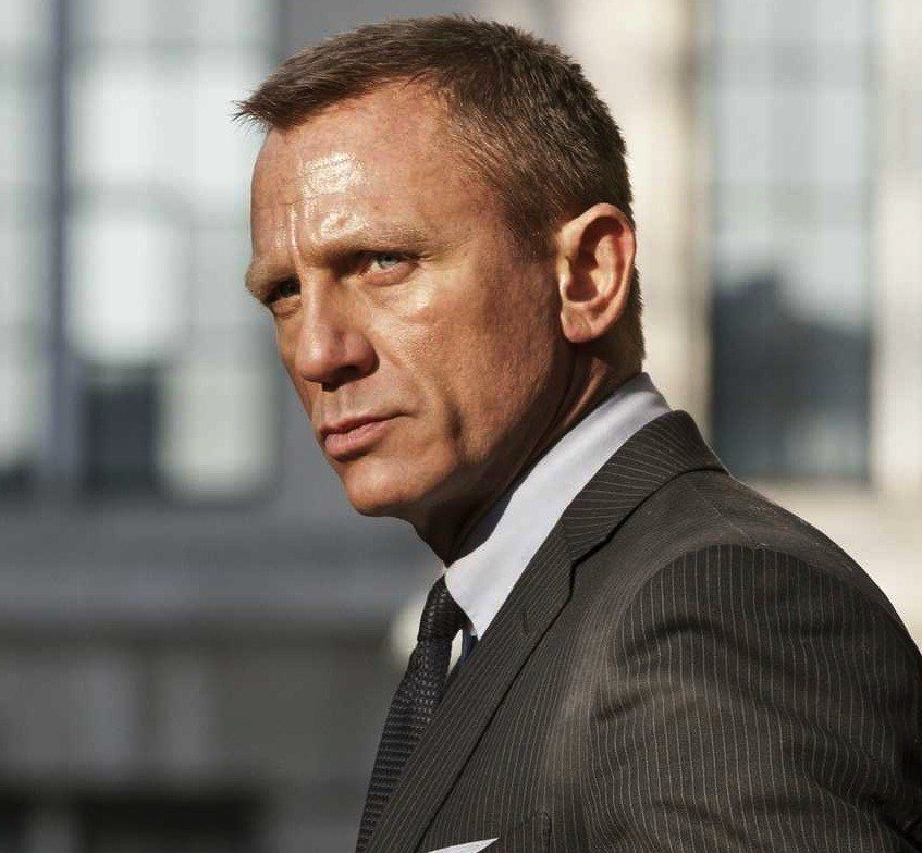 The Best 007 Release Your Inner Bond Lawsons Mens Hair Pictures