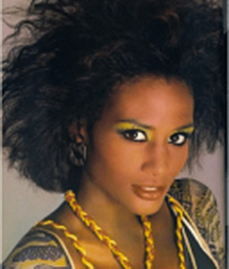 The Best 80S Black Hairstyles Pictures