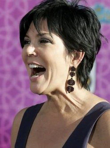 The Best Kris Kardashian Haircut Pictures