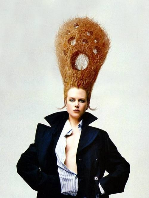 The Best Hairstyles Crazy Version Pictures