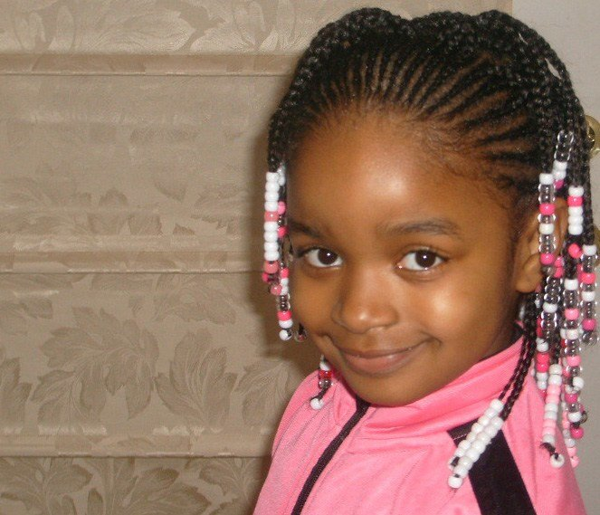 The Best African American Little Girls Hairstyles Pictures