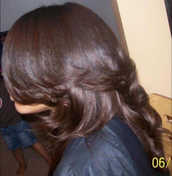 The Best Black Sew In Hair Style Pictures