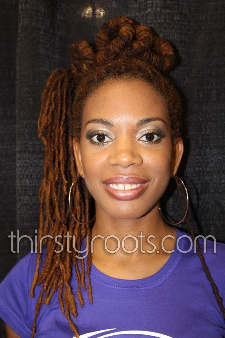 The Best Long Locs Hairstyles Pictures