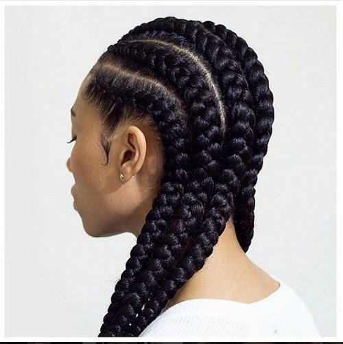 The Best African American Cornrow Hairstyles African American Pictures