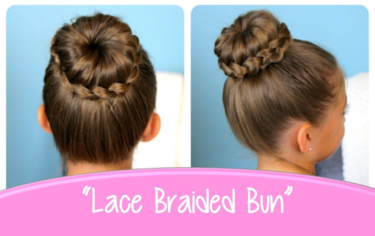 The Best Lace Braided Bun Cute Updo Hairstyles Cute Girls Pictures