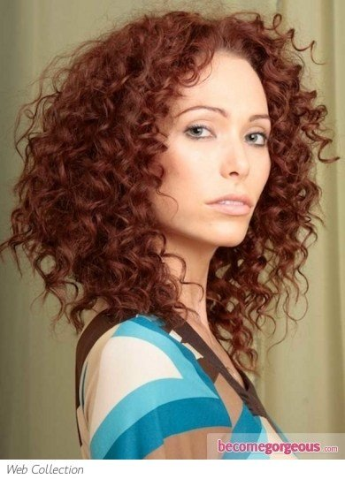 The Best Pictures Long Hairstyles Long Tight Curls Hair Style Pictures