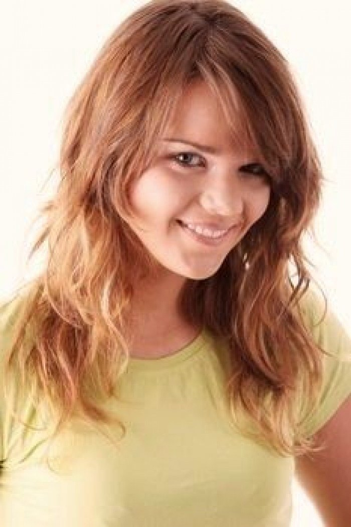 The Best Medium Razored Layered Haircuts For Women Fashion Trends Styles For 2014 Pictures