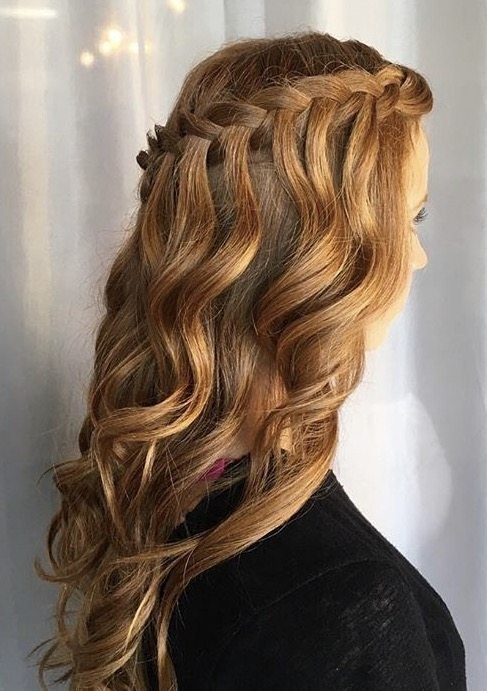 The Best Hair Styling For Special Occasions Formal Hair Styles Prom Wedding Pictures