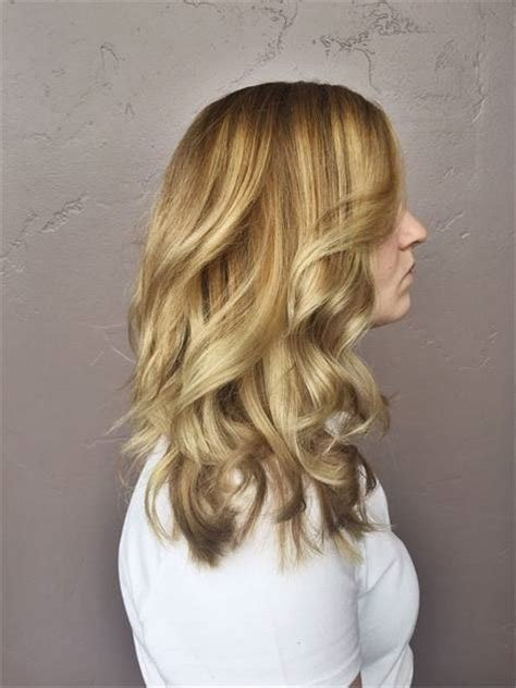 The Best Color Correction From Chlorine Damaged To Balayaged Pictures