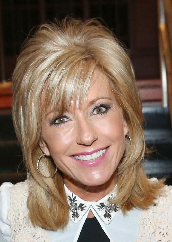 The Best Beth Moore Hairstyle Hairstyles By Unixcode Pictures