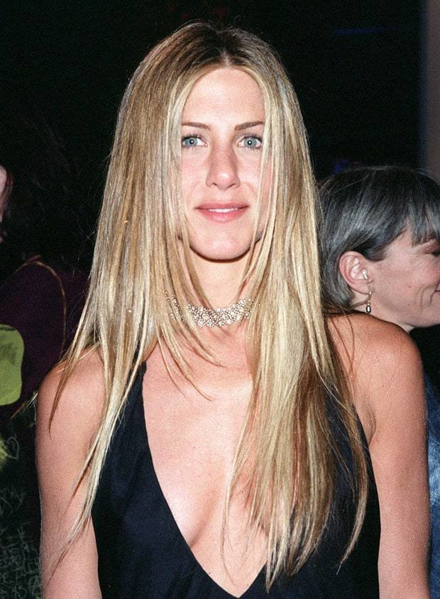 The Best March 2000 Jennifer Aniston S Hair Evolution Us Weekly Pictures