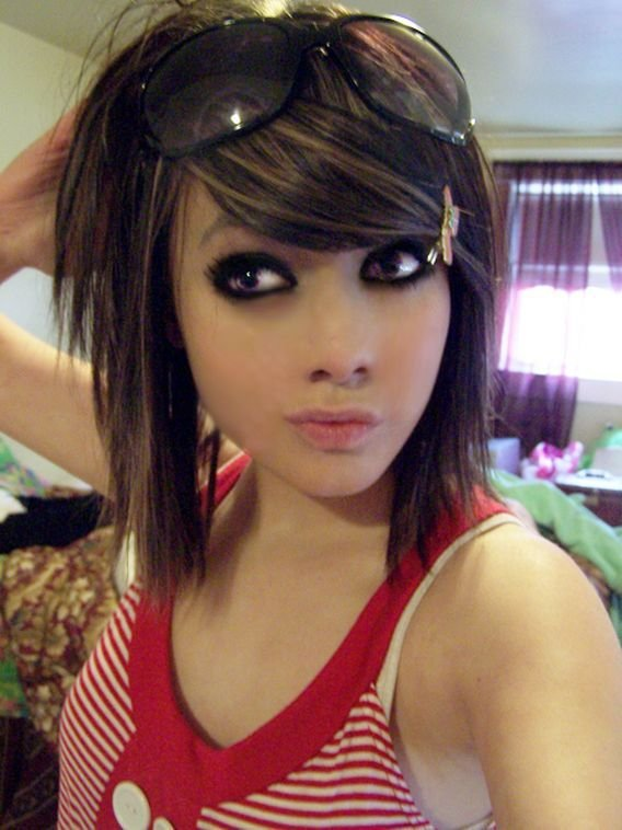 The Best Emo Girls 17 Pics Picture 16 Izismile Com Pictures