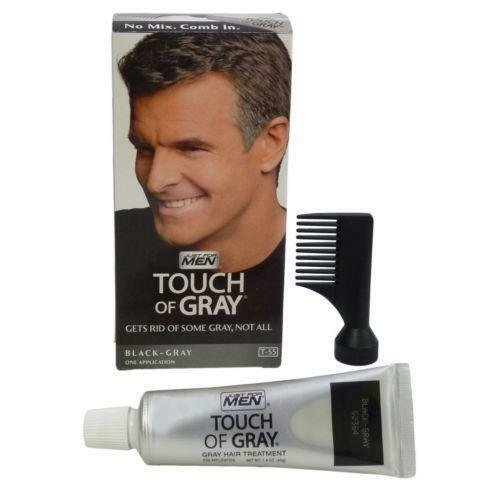 The Best Touch Of Gray Hair Color Ebay Pictures