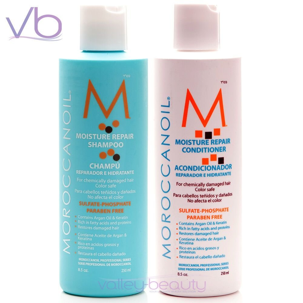 The Best Moroccanoil Set Moisture Repair Shampoo And Conditioner Pictures
