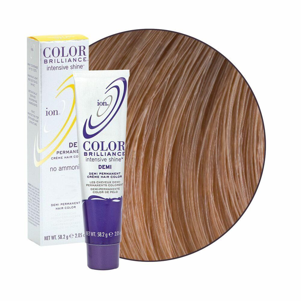 The Best Ion Color Brilliance Intensive Shine Demi Permanent Creme Pictures