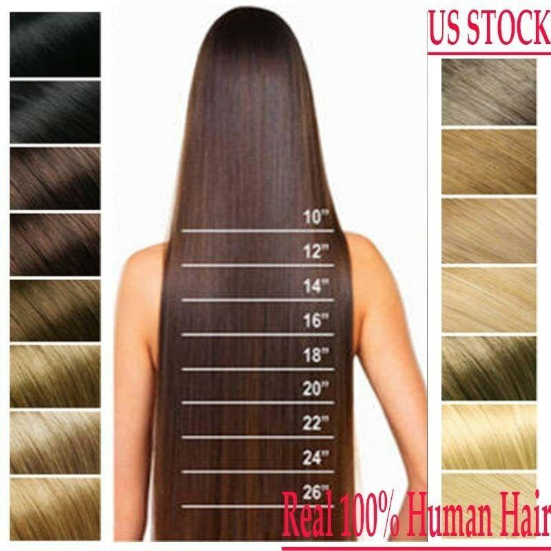 The Best Us Full Head Clip In 100 Remy Human Hair Extensions 15 26 Pictures