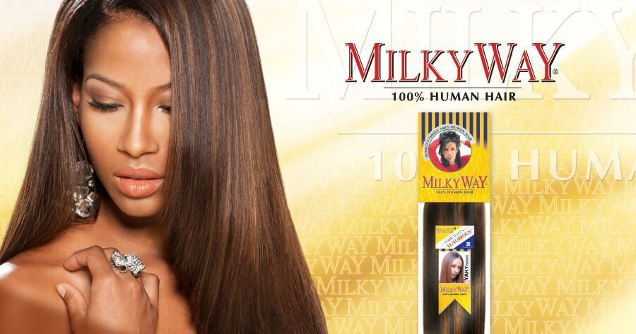 The Best Shake N Go Milky Way Yaky Weave 100 Human Hair Extension Pictures