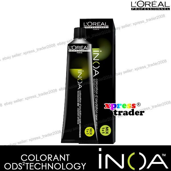 The Best L Oreal Professionnel Inoa Ods2 Technology Color Ammonia Pictures