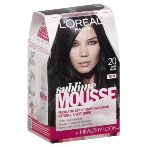 The Best L Oreal Sublime Mousse Permanent Hair Color Choose Your Pictures