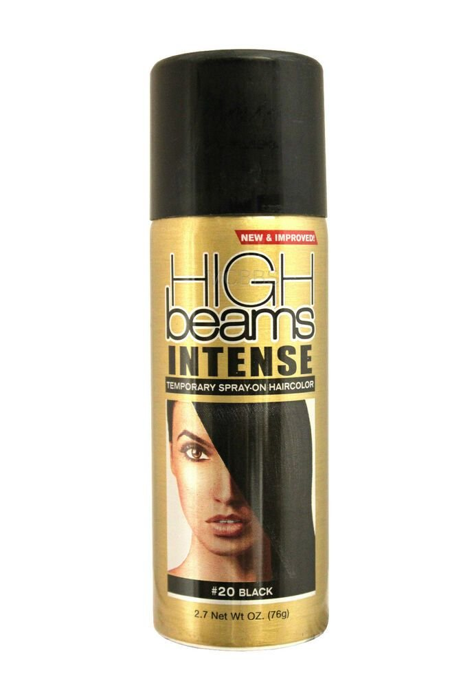 The Best High Beams Temporary Spray On Hair Color 5 Colors 3 Oz Pictures