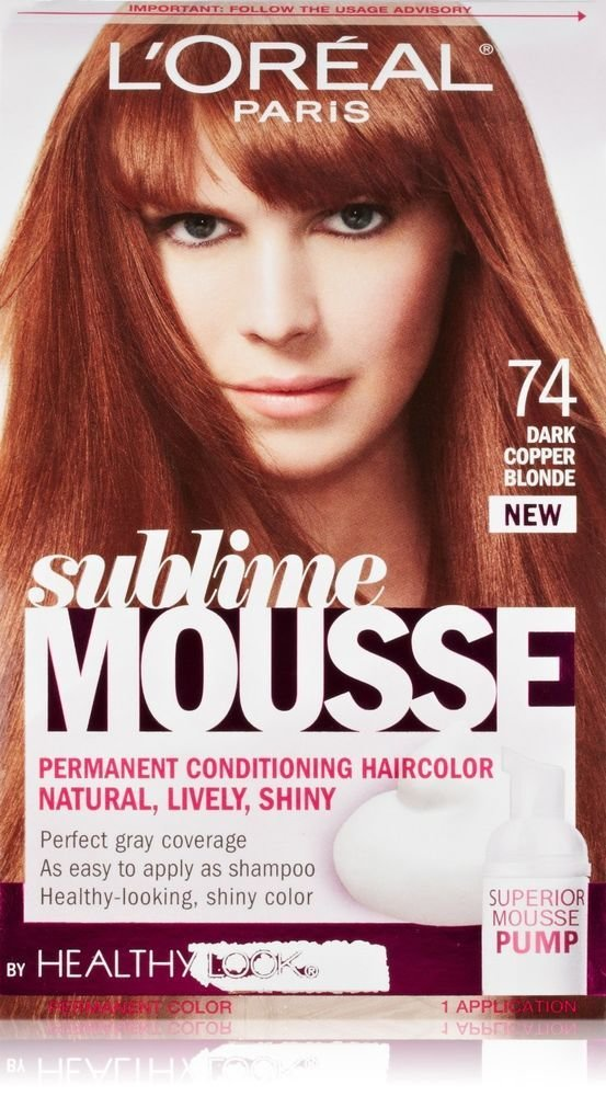 The Best L Oreal Paris Sublime Mousse By Healthy Look Hair Color Pictures