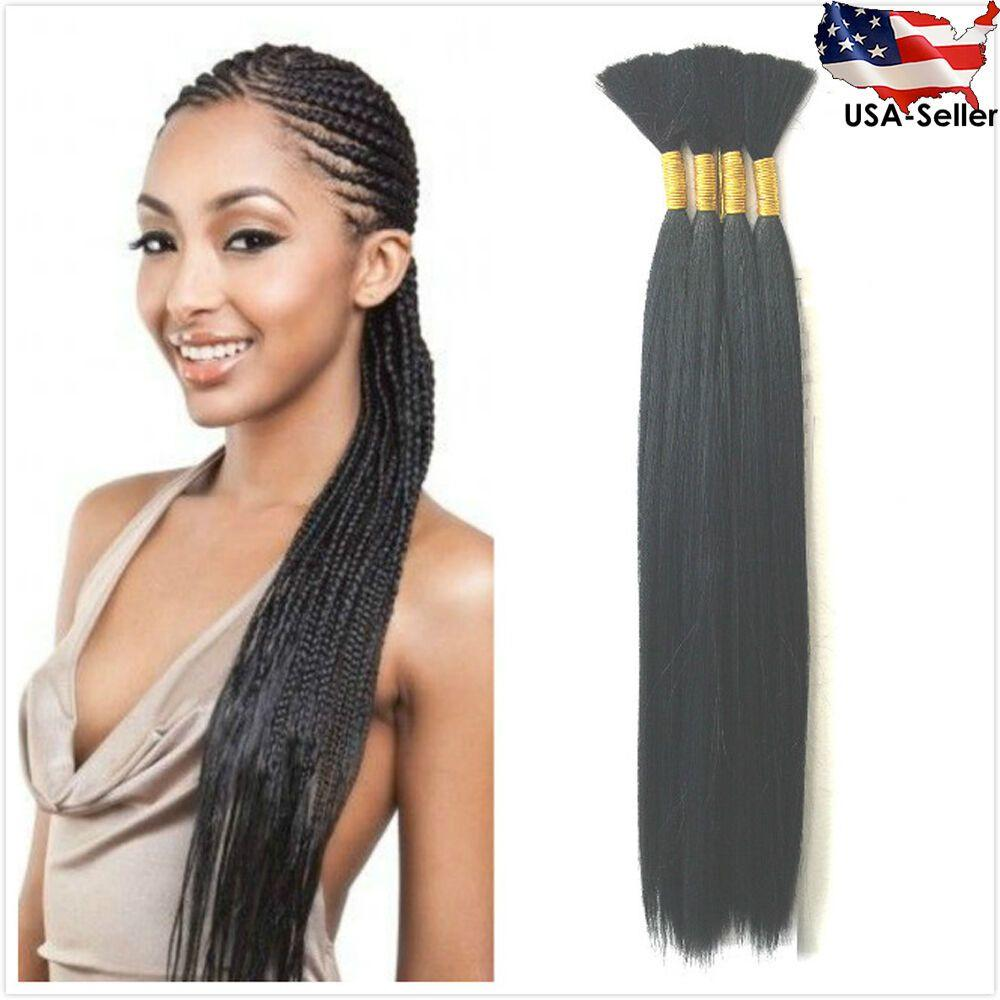 The Best How Much Human Hair Is Needed For Braiding Yaki Bulk Pictures