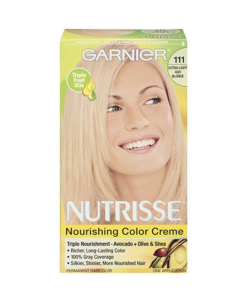 The Best Garnier Nutrisse Haircolor 111 White Chocolate Extra Pictures
